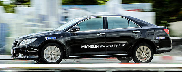 TopGear.com.ph Philippine Car News - Michelin PH brings in third-gen Primacy 3 ST tire