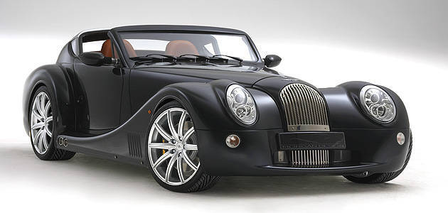 Finally, here's the complete list of prices for Morgan cars in PH