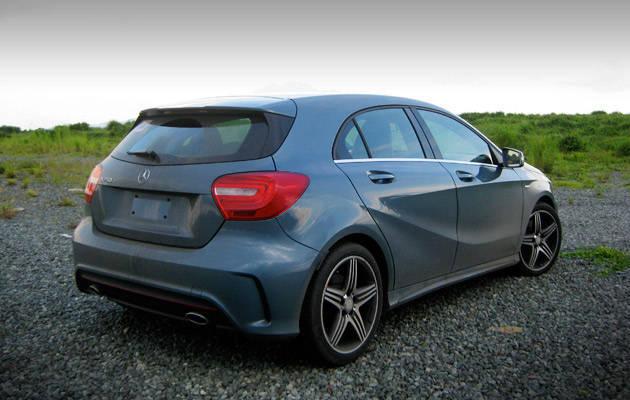 Review: Mercedes-Benz A250 Sport
