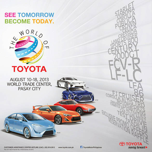 The World of Toyota