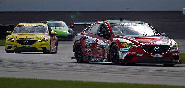 TopGear.com.ph Philippine Car News - Diesel-powered Mazda 6 makes history in Indianapolis