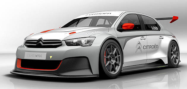 TopGear.com.ph Philippine Car News - Meet Sebastien Loeb's new ride for the 2014 WTCC season