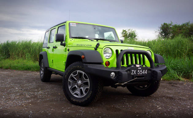 Review: Jeep Wrangler Rubicon Unlimited