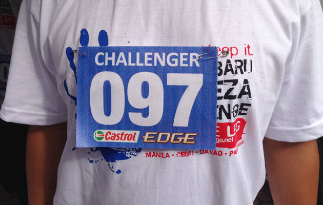 Subaru Challenge Cebu leg
