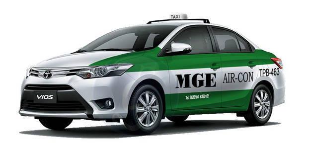 TopGear.com.ph Philippine Car News - Taxi company orders 100 Vios units for its fleet