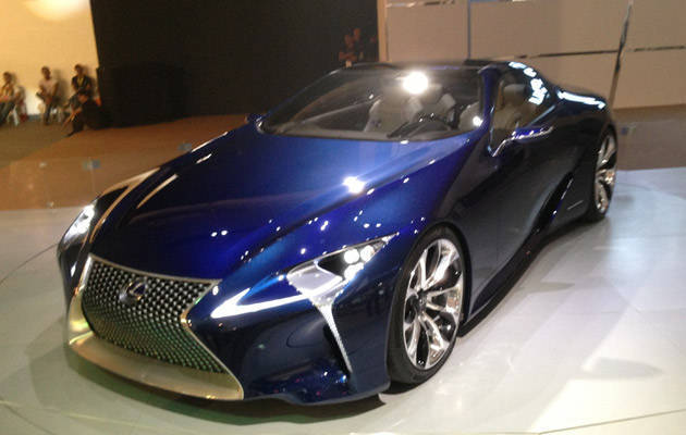 The World of Toyota Motor Show