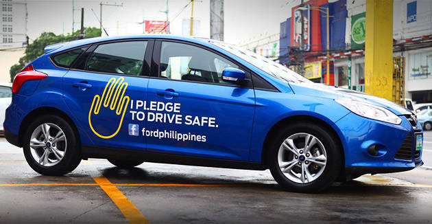 Ford PH launches safe and smart driving practices program