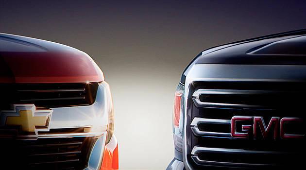 TopGear.com.ph Philippine Car News - Is GM already giving the Colorado a makeover?