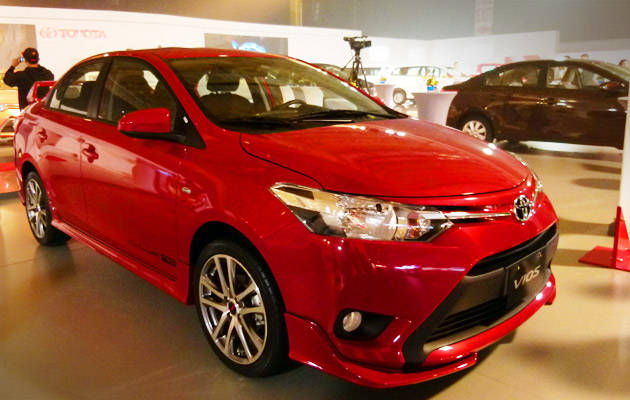 Things to see at the World of Toyota Motor Show