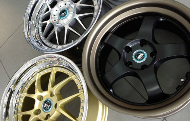 Concept One Atoy wheels