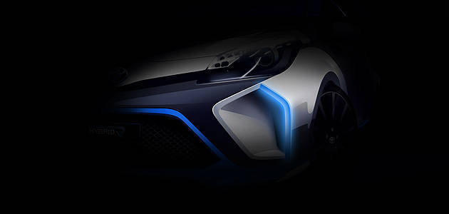 TopGear.com.ph Philippine Car News - Toyota reveals more about is Hybrid-R Concept