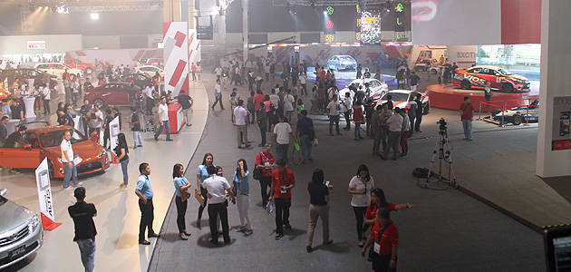 TopGear.com.ph Philippine Car News - Toyota Motor Show to serve as template for similar events in AS
