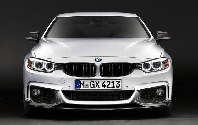 BMW 4-Series with M Performance Parts
