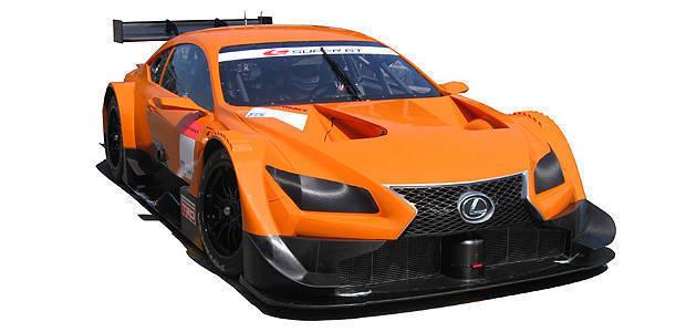 TopGear.com.ph Philippine Car News - Lexus to field LF-CC Concept in 2014 Super GT Series