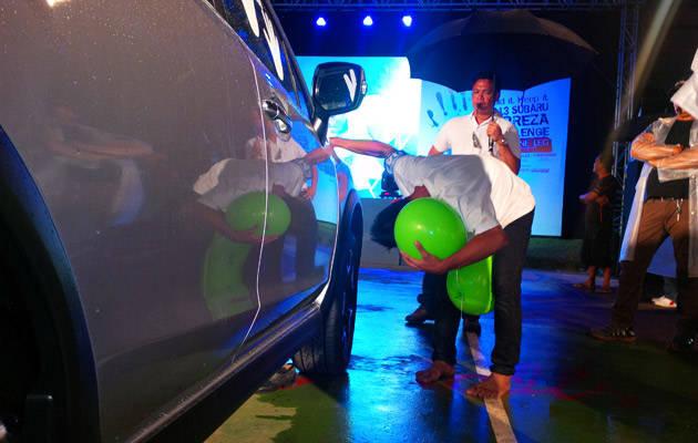 Albert Saguillo wins Subaru Impreza Challenge Davao leg