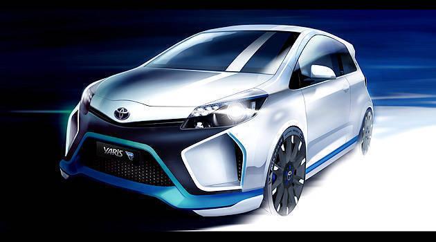 TopGear.com.ph Philippine Car News - Toyota reveals its Hybrid-R Concept