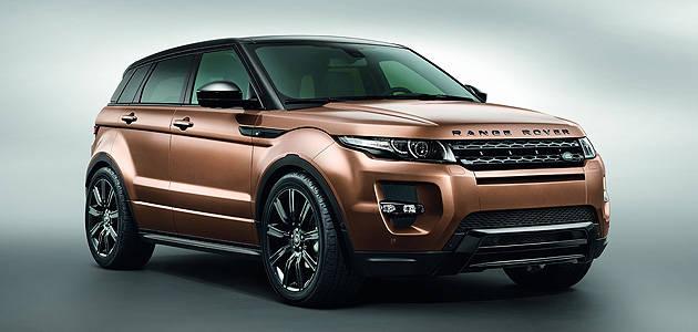 TopGear.com.ph Philippine Car News - Land Rover enhances 2014-model year Range Rover Evoque