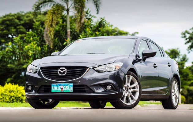 Mazda 6 review - Top Gear Philippines