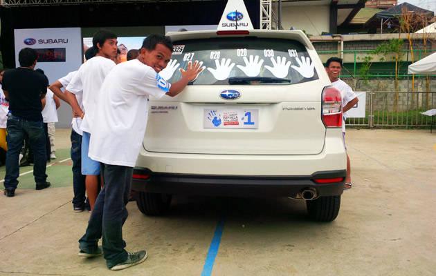 Subaru Impreza Challenge Pampanga leg moved to September 14