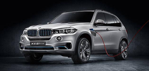 TopGear.com.ph Philippine Car News - BMW's xDrive meets eDrive in Concept X5