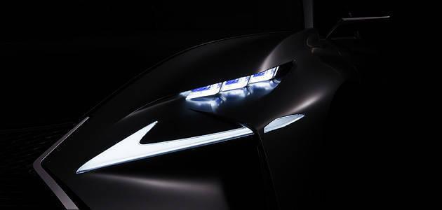 TopGear.com.ph Philippine Car News - Lexus to reveal new concept vehicle at Frankfurt Motor Show