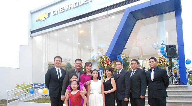 TopGear.com.ph Philippine Car News - Chevrolet PH's 19th dealership opens in Baliuag