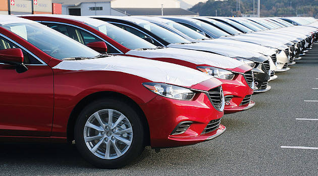 TopGear.com.ph Philippine Car News - Mazda's Hofu plant reaches 10-million production milestone