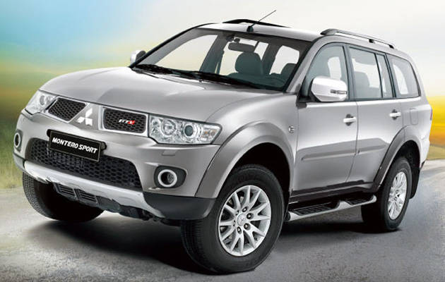 Mitsubishi recalls Montero Sport, Strada for weld issues