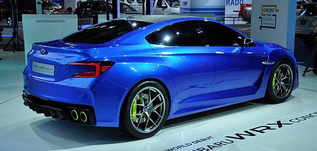 TopGear.com.ph Philippine Car News - Report: Next-gen Subaru WRX STI to go on sale next year