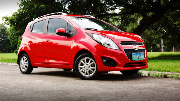 chevrolet spark 1 2 lt philippines reviews specs price drives top gear philippines. Black Bedroom Furniture Sets. Home Design Ideas
