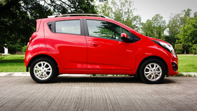 Review: Chevrolet Spark