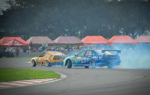 Lateral Drift Pro-Am Championship Series 2013