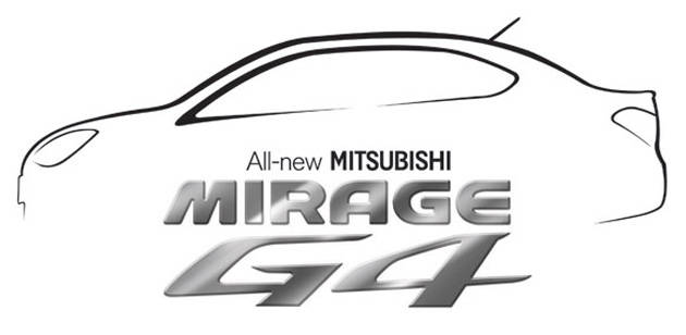 Mitsubishi Mirage G4 sneak preview