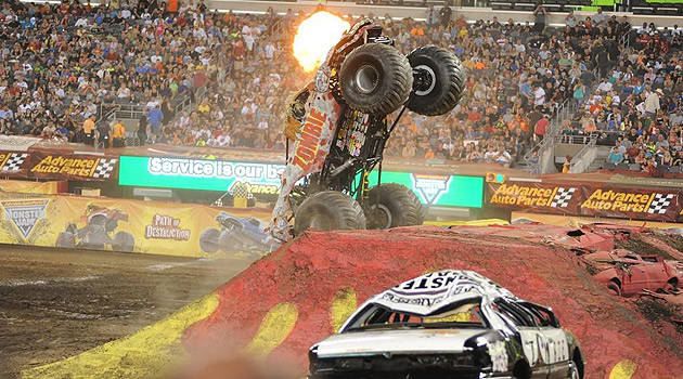 TopGear.com.ph Philippine Car News - Want to know why the Monster Jam didn't push through?