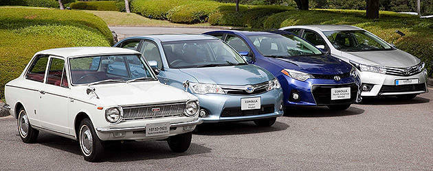 TopGear.com.ph Philippin Car News - Toyota marks sales milestone with Corolla