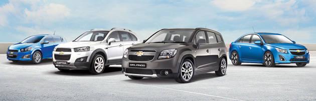 "Chevrolet ""Go Big"" promo"