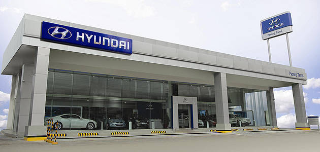 TopGear.com.ph Philippine Car News - Hyundai Pasong Tamo opens its doors