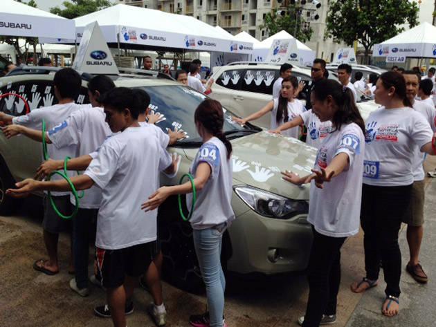 Subaru Impreza Challenge Pampanga leg winner named