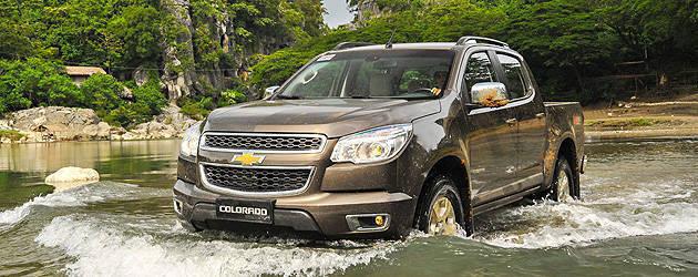 TopGear.com.ph Philippine Car News - Chevrolet PH offering discounts on flood-damaged vehicles
