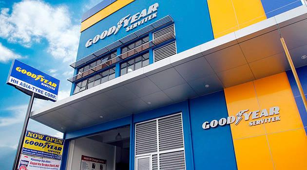 TopGear.com.ph Philippine Car News - Goodyear PH opens latest Servitek outlet in Bicutan