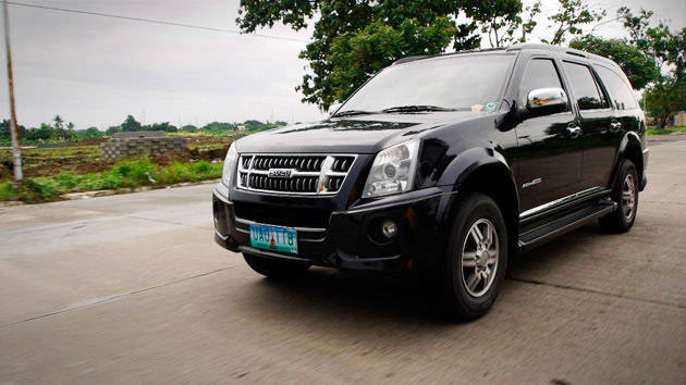 Review: Isuzu Alterra 4x2 MT Urban Cruiser X | Top Gear Philippines