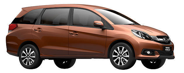 TopGear.com.ph Philippine Car News - Honda reveals its entry-level MPV for the Asian market