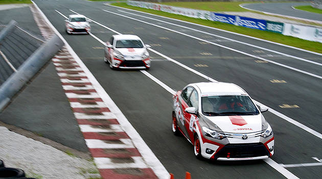 TopGear.com.ph Philippine Car News - Toyota PH to hold Vios Cup one-make race on October 12