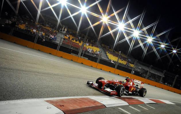Formula 1 pre-race predictions: Singapore Grand Prix