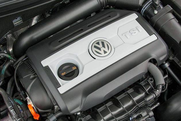 Volkswagen gasoline engine