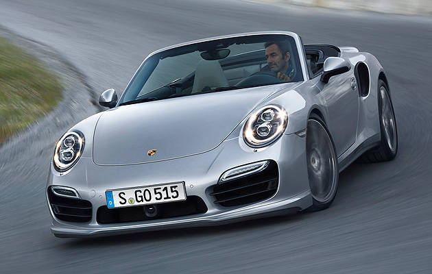 TopGear.com.ph Philippine Car News - Porsche rolls out 911 Turbo Cabriolet, Turbo S Cabriolet