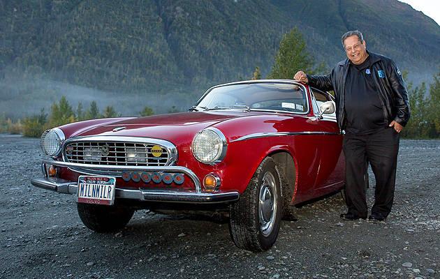 TopGear.com.ph Philippine Car News - Irv Gordon and his 1966 Volvo P18000 reach 3-millionth milestone