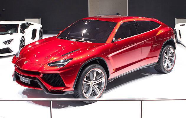 TopGear.com.ph Philippine Car News - Report: Lamborghini boss confirms Urus SUV will go into production