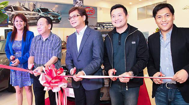 BYD Philippine distributor STAR Corporation