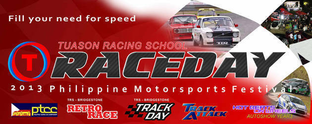 TopGear.com.ph Philippine Car News - Tuason Racing School Raceday happening this weekend